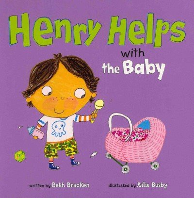 Read Online Henry Helps with the Baby pdf