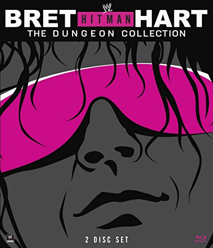 "Blu-ray : Bret ""Hit Man"" Hart: The Dungeon Collection (Full Frame, 2 Disc)"