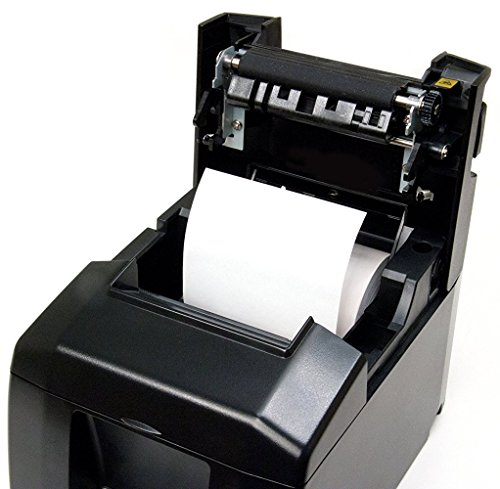 Star Micronics TSP650II WebPRNT 24 Thermal Receipt Printer, Ethernet, Auto Cutter, External Power Supply by Star Micronics America (Image #5)