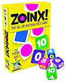 Gamewright Zoinx Nothing Dice Game