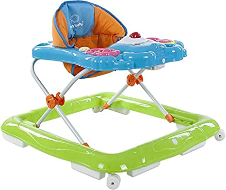 Sun Baby Bear - Andador para bebé, color azul/naranja/verde ...