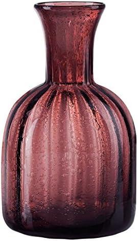 Clear Artland 51500A Savannah Bubble Carafe Glass