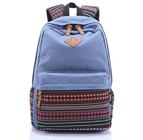 Backpack Hmxpls Bohemia Fashionable Students