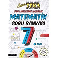 Nar Test 7. Sınıf Süper Zeka Fen Liselerine Hazırlık Matematik Soru Bankası-YENİ
