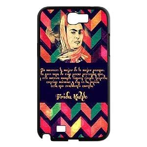 DDOUGS I Frida kahlo Personalised Cell Phone Case for Samsung Galaxy Note 2 N7100, Dropship I Frida kahlo Case