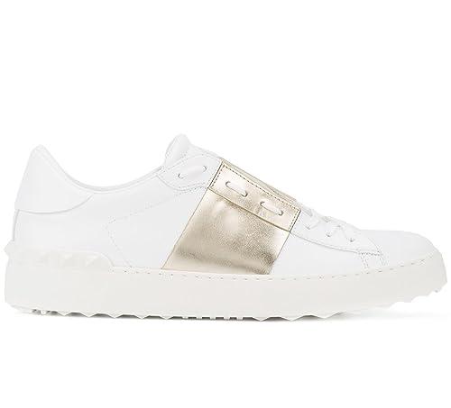 Pw2s0781flr Garavani Sneakers Rockstud Valentino L71 Donna In Scarpe U1qv66X