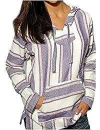 Mexican Baja Hoodie Pullover Sweater Unisex