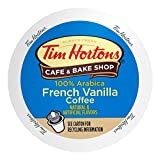 coffee bean grinder keurig - Tim Horton's Single Serve Coffee Cups, French Vanilla, 24 Count