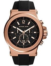 MK8184 Men's Classic Watch Dial: Black chronograph