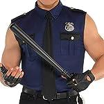(PKT) (845763-55) Adult Mens Under Arrest Costume (Medium)