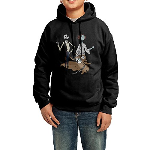 Youth's Horror Nightmare Before Christmas 100% Cotton Hoody X-Large ()