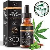 Best Hemp Oils - Organic Hemp Extract for Pain & Stress Relief Review