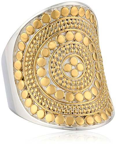 anna-beck-designs-gili-classic-lombok-long-gold-plated-beaded-saddle-ring-size-8