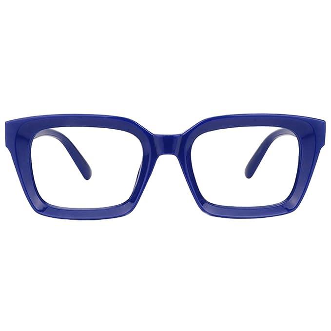 Amazon.com: Zeelool REP0014 Ena - Gafas de lectura ...