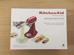 kitchenaid pasta attachment instructions
