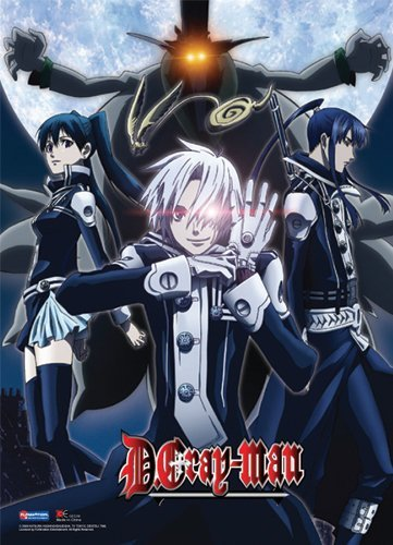 (Great Eastern Entertainment D Gray Man Group Wall Scroll, 33 by 44-Inch)