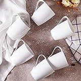 Joohoo Ventana coffee Mug 12OZ set for 6