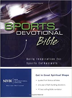Book NIV Sports Devotional Bible: Daily Inspirations for Sports Enthusiasts