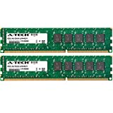 16GB KIT (2 x 8GB) For Asus RS Series RS100-E7/PI2 RS300-E7/PS4 RS700-E7/RS8 (ECC Unbuffered) RS700-X7/PS4 (ECC Unbuffered) RS704DA-E6/PS4 (ECC Unbuffered) RS720-E7/RS12 (ECC Unbuffered) RS720-E7/RS12-E (ECC Unbuffered) RS726Q-E7/RS12 (ECC Unbuffered) RS920-E7/RS8 (ECC Unbuffered) RS926-E7/RS8 (ECC Unbuffered). DIMM DDR3 ECC Unbuffered PC3-8500 1066MHz RAM Memory. Genuine A-Tech Brand.