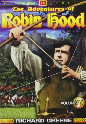 The Adventures of Robin Hood: Volume 7 (Black & White)