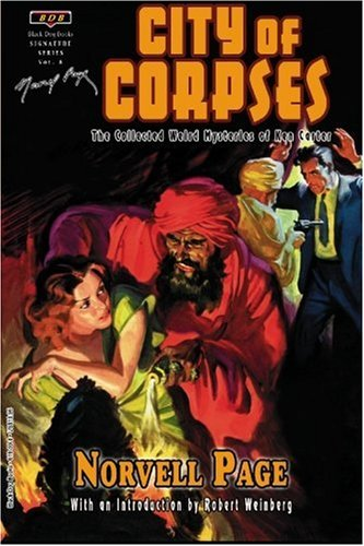 City of Corpses: The Weird Mysteries of Ken Carter