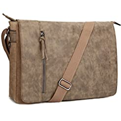 Tocode Laptop Messenger Bag 16.5 inch fo...