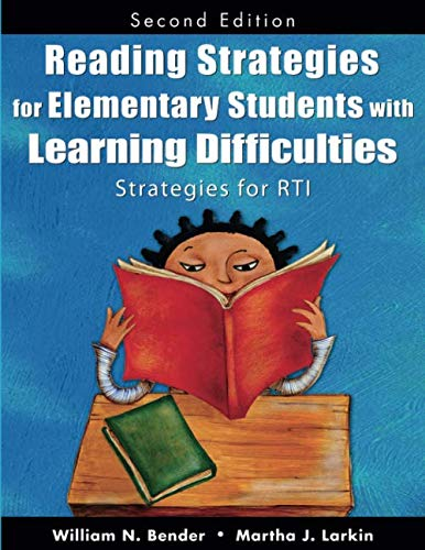 Reading Strategies for Elementary Students With Learning Difficulties: Strategies for RTI (NULL)
