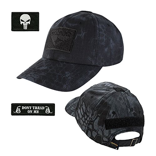 Operator Cap Bundle - w Punisher/Dont Tread Patches