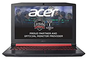 """Acer Nitro 5 AN515-51 - Ordenador portátil 15.6"""" FHD IPS (Intel Core i5-7300HQ, 8 GB de RAM, HDD de 1 TB y 128 GB SSD, Nvidia GeForce GTX1050 de 4 GB, sin Sistema operativo) Negro"""
