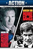 Clear and Present Danger/Patriot Games by Paramount