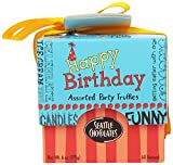 Seattle Chocolates Gift Box, Happy Birthday, 6 Ounce