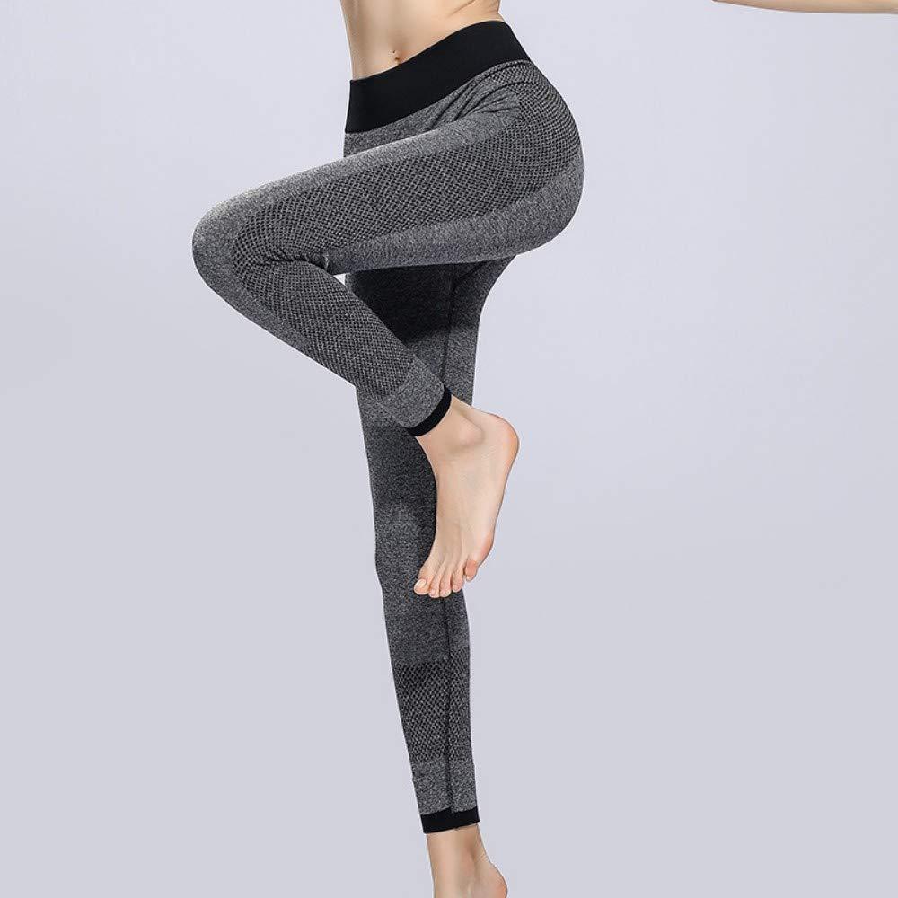 FBYYJK Pantalon De Yoga Pantalon De Yoga Leggings Sport Taille Haute Pantalon De Sport V/êtements De Sport Running Tights Women Leggings Formation Sports Fitness Yoga Pants