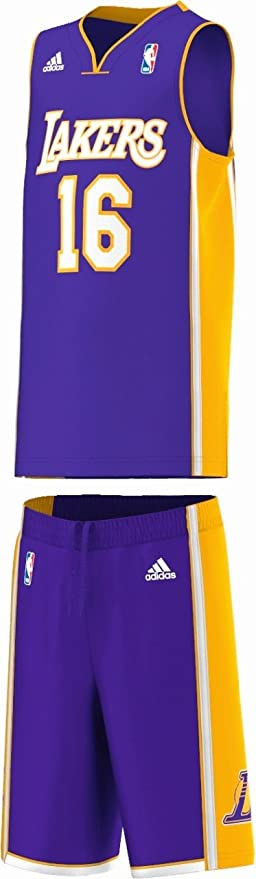 Gasol LA Lakers NBA Basketball
