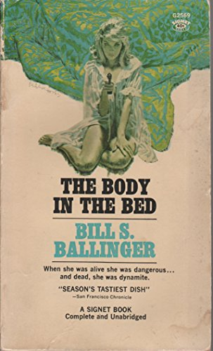 book cover of The Body in the Bed