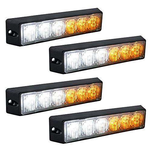 LAMPHUS SolarBlast SBLH06 LED Strobe Grille Flashing Lights