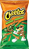 Cheetos Crunchy Cheddar Jalapeño Cheese Flavored