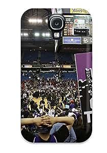 Ryan Knowlton Johnson's Shop sacramento kings nba basketball (26) NBA Sports & Colleges colorful Samsung Galaxy S4 cases