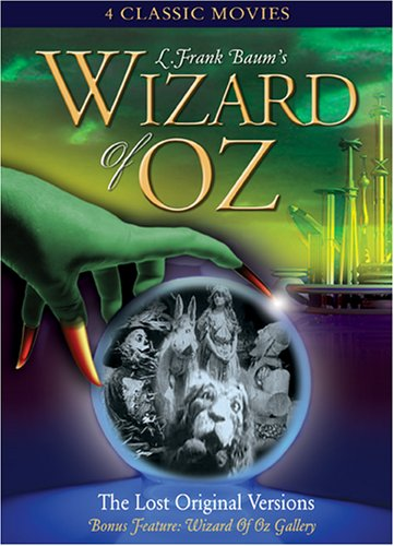 Wizard Of Oz: The Lost Original L. Frank Baum Versions