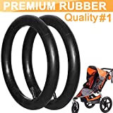 Jolik 16 Inner Tube 16 x 1.5 to 1.75 Tube Low Lead Compatible with Bob Revolution SE Flex Pro Stroller Strides Ironman Baby Trend Expedition Graco FastAction Fold Joovy Zoom 360-1 Pack