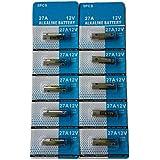 EX-ENEGY 27A 12V Alkaline Batteries A27 MN27 VR27 L828 10 Pack