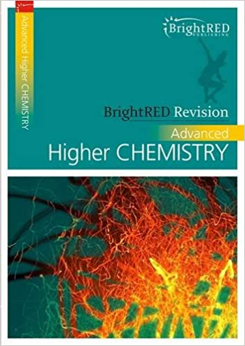 advanced higher chemistry revision