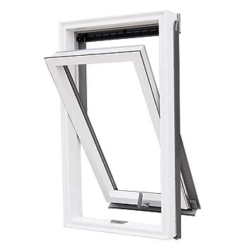Plastique Fenêtre De Toit De Solstro Dans La Taille 114 X 118 Avec