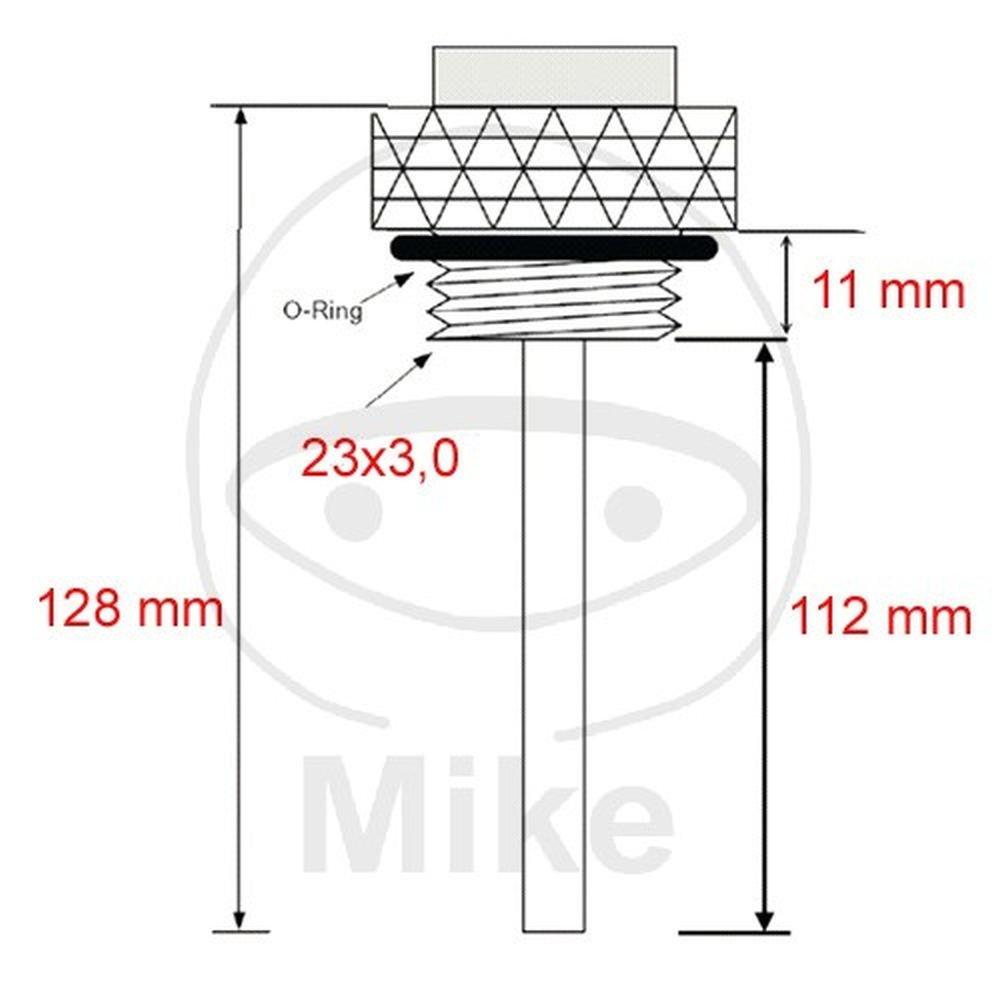 JMT 709.11.35 temperatura olio misurazione diretta