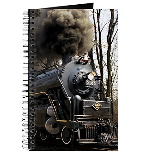 CafePress - Engine 2100 - Spiral Bound Journal Notebook, Personal Diary, ()