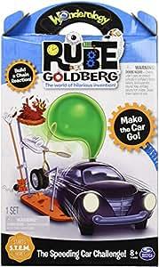 Rube Goldberg the Speeding Car Challenge Kids Physics