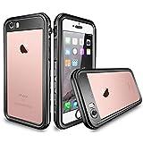 iPhone 6 / 6s Waterproof Case, Tomplus 6.6ft Underwater Waterproof Shockproof Dirtproof Snowproof