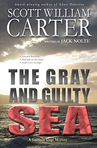 book cover of The Gray and Guilty Sea