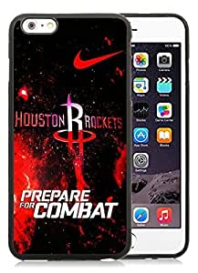 For iPhone 6 Plus,Houston Rockets 05 Black iPhone 6 Plus(5.5 inch) Case Online