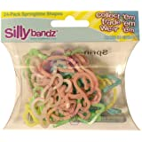 Silly Bandz Spring Shapes - 24 Pack