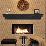 Cheap Pearl Mantels 497-60-20 Celeste Espresso 60″ Mantel Shelf
